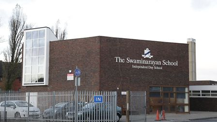 The Swaminarayan School has made cost-saving changes to its scholarship scheme.