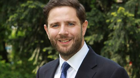 Jason Charalambous, the Islington South and Finsbury candidate for the Conservatives. Picture: Islin