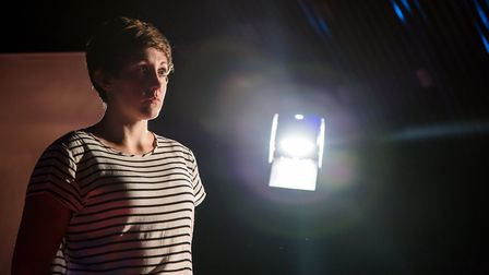 Snuff Box Theatre present Blush at the Soho Theatre. Picture: The Other Richard; info@theotherrich