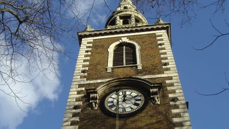 St Mary's Church, Islington. Picture: Abigail Silvester/Flickr/Creative Commons licence CC BY 2.0