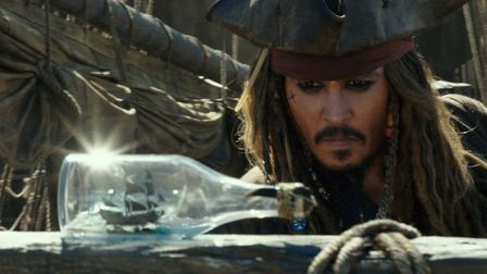 PIRATES OF THE CARIBBEAN: DEAD MEN TELL NO TALES. Picture: Disney/Film Frame