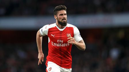 Olivier Giroud could leave Arsenal this summer