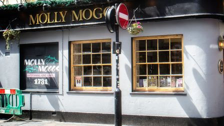 Molly Moggs has been reopened by Newington Green's Alma team. Picture: Garry Knight/Flickr/CC BY 2.0