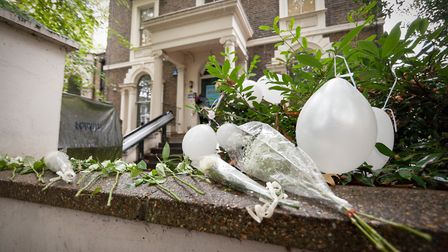A vigil was held at the former Grosvenor Avenue Children's Home on October 4, 2014 to commemorate su