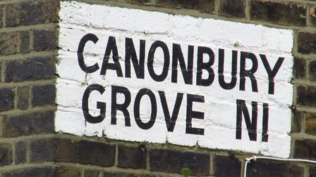 Shots were fired in Canonbury Grove last night. Picture: David Holt/Flickr/CC BY 2.0
