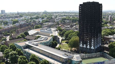 Eight Islington tower blocks are under investigation in the wake of the Grenfell Tower disaster. Pic