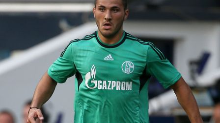 Arsenal will sign Schalke defender Sead Kolasinac when his contract expires this summer (pic: John W