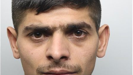 Emanuil Boros has been jailed for groping women on the London Underground (Picture: BTP)