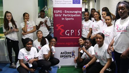 Youngsters from across Islington have been taking part in the Encouraging Girls Participation in Spo
