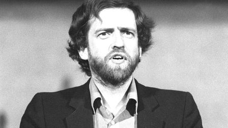 Jeremy Corbyn was elected Islington North MP in 1983. Picture: PA