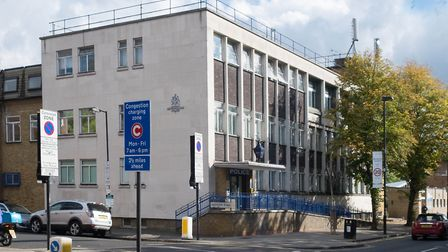 Holloway Police Station. Picture: Julian Osley/Geograph/CC BY-SA 2.0