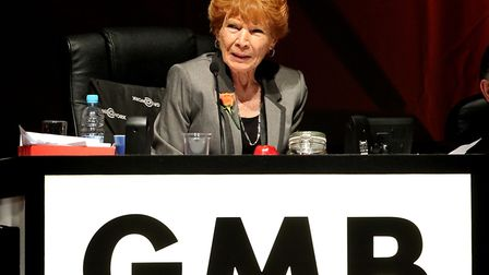 Mary Turner. Photo credit: Simon Cooper/PA Wire