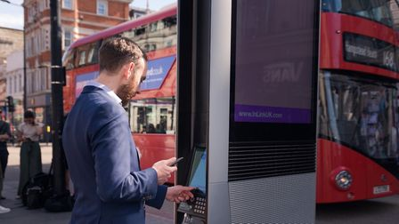 The link units could be coming to Islington. Picture: BT/Philipp Ammon