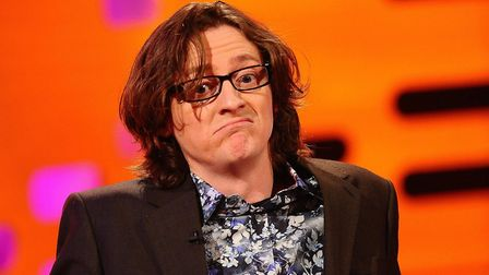 Ed Byrne will headline this month's Live at the Chapel. Picture: Ian West