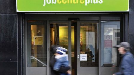 Brent job centres are being closed under a merger plan