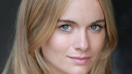 Cressida Bonas stars in Mrs Orwell at the Old Red Lion Theatre