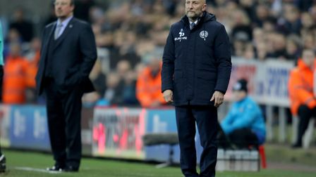 Queens Park Rangers manager Ian Holloway (pic: Richard Sellers/PA)