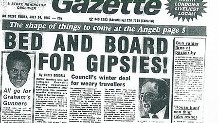 Islington Gazette: July 24, 1987