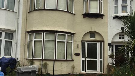 The house on Hanover Road in Willesden that was illegally subletted, landing the guilty party with s