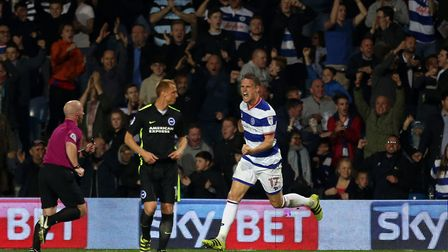Matt Smith scored for Queens Park Rangers in their friendly defeat at Union Berlin on Monday night (