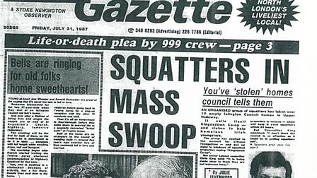 Islington Gazette: July 31, 1987