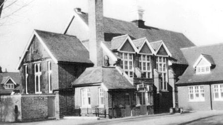 The Shirley Oaks Children's Home in Lambeth, where horrific abuse happened between the 1950s and 198