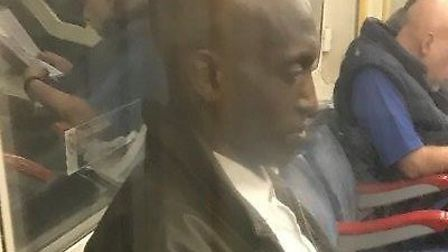 Do you know this man? Picture: BTP