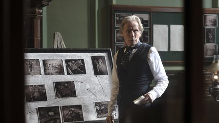 The Limehouse Golem. Picture: Nicola Dove