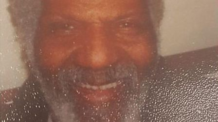 Franklin Goring is missing from Islington. Picture: Met Police