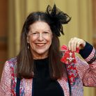 Anna Scher MBE, pictured at Buckingham Palace in 2013. Picture: Sean Dempsey/PA Archive