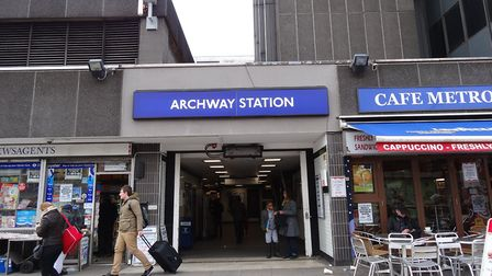 Moped crooks are targeting people outside Archway station. Picture: Ian Wright/Flickr/CC BY-SA 2.0