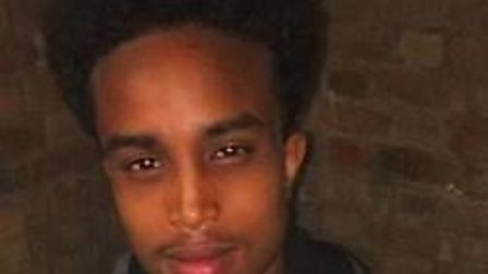Mahad Hussein Ali was stabbed to death in Park Royal (Picture: Met police)