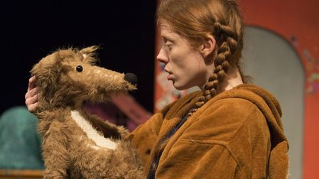 Puppetry at the Little Angel Theatre in Islington