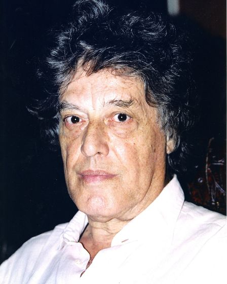 King's Head Theatre helped launch the career of Sir Tom Stoppard, pictured during filming of A Maver