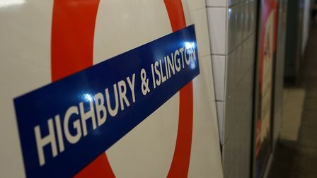 Highbury and Islington station has been hit by flooding. Picture: Paul Hudson/Flickr/Creative Common