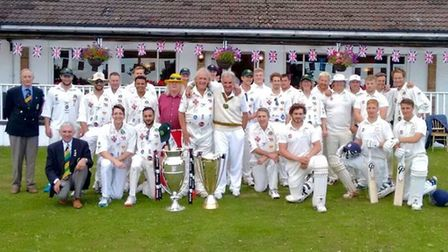 The world famous Bunbury XI are playing a match in aid of the Saracens Foundation this weekend
