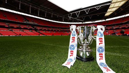 The EFL Cup (pic: Steve Paston/PA)