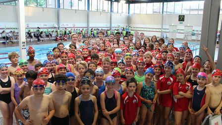 Islington's Anaconda Swimming Club is campaigning for a new pool at the former Holloway Prison site.
