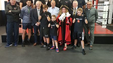 Times ABC reopened after a refurbishment with special guest Lord Mayor Cllr Una O'Halloran