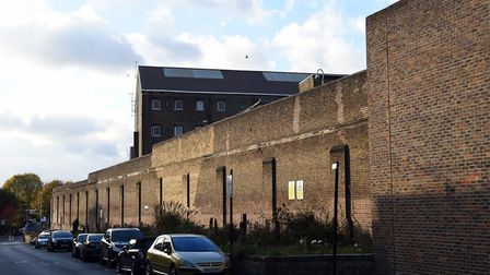 A general view of Pentonville Prison. Picture: Charlotte Ball/PA