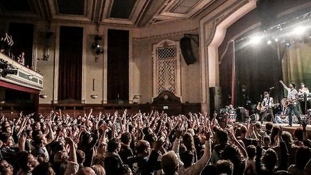 Could the Islington Assembly Hall be voted the best venu in London