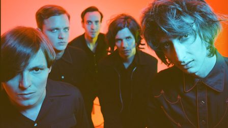 The Horrors. Picture: Wolf Tone and Caroline International