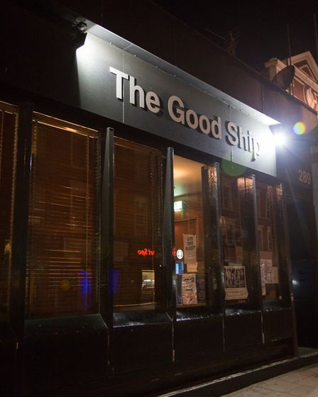 The Good Ship is threatened with closure