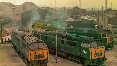 The Old Oak Common Depot