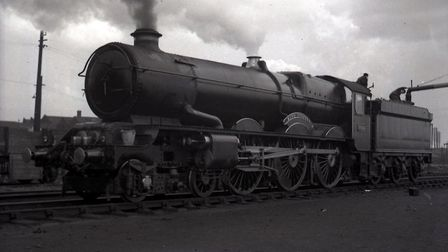 The Old Oak Common Depot 1934