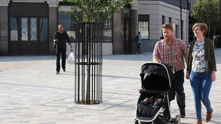 Islington Council is inviting suggestions to name Archway's newly pedestrianised town centre. Pictur