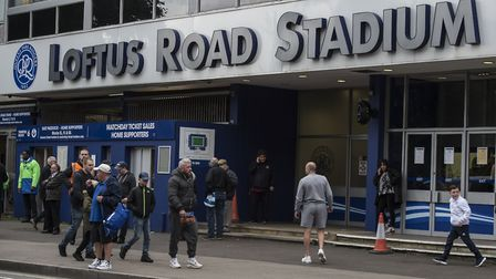 A general view of Loftus Road, the home of Queens Park Rangers (pic: Lauren Hurley/PA)