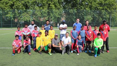 Top football youth teams in Brent are competing for the Brent Super Cup