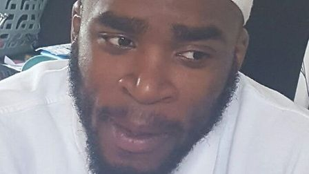 David 'Dawood' Robinson was gunned down in August last year. Picture: Met Police