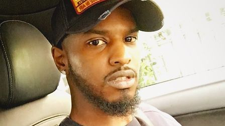 Nashon Esbrand, 27, had celebrated the birth of his daughter the week before he was killed.